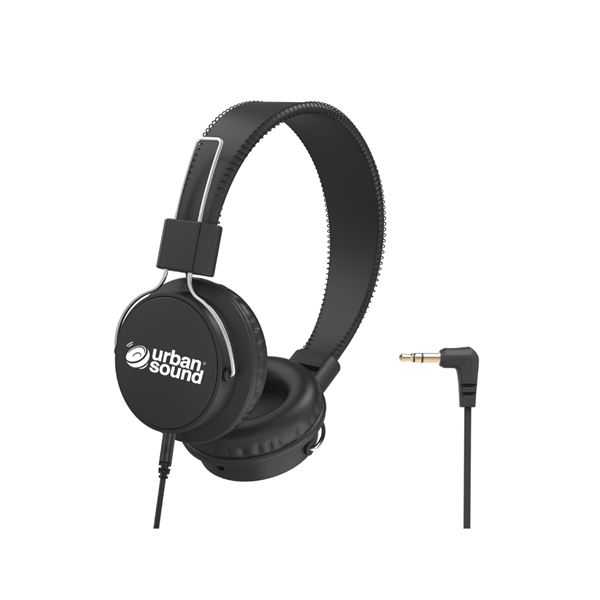 Verbatim Urban Sound Kids Headphones - Black
