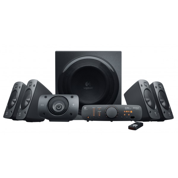 Logitech Z905 5.1 Surround Sound Speaker System