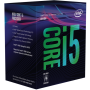 Intel Coffee Lake Core i5 8600K  6 Core/ 6 Threads Unlocked Processor - 3.6Ghz, LGA 1151, No Cooler Included