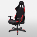 DXRacer Formula Series OH/FD01/NR Gaming/Ergonomic Chair Red & Black Fabric - World top Brand with lifetime warranty on frame (Genuine)