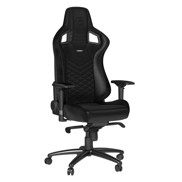 noblechairs EPIC PU Leather Gaming Chair - Black