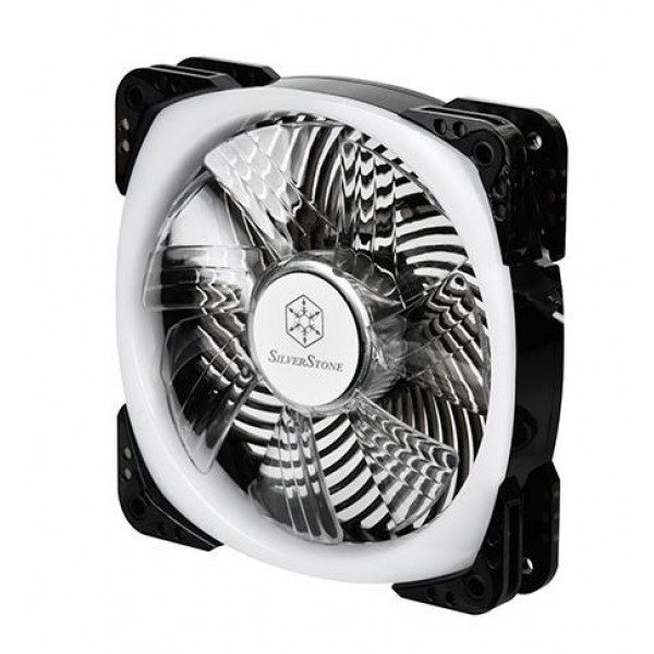 SilverStone AP124-ARGB 120mm Addressable RGB Fan