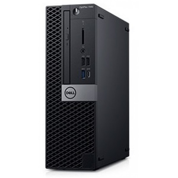 DELL OPTIPLEX 7060 SFF Desktop I7-8700, Win10 Pro, 8GB, 256GB