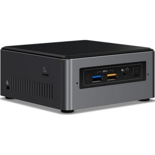 Intel 7th Gen I3-7100U NUC Mini PC- 8GB Ram, 256GB SSD, Win10 pre-installed