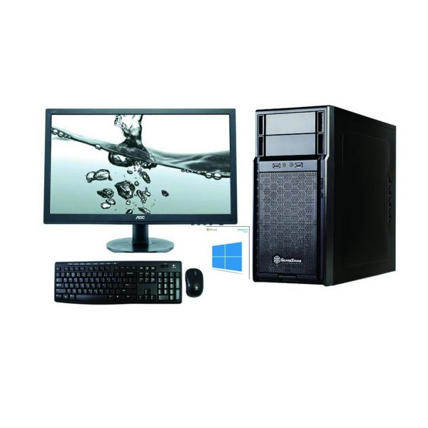Legend PC Intel i3 Home PC Package