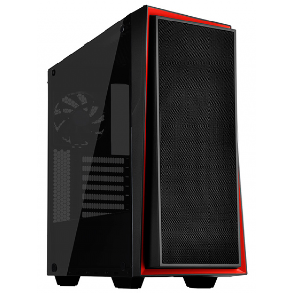Legend PC Gladiator II Gaming Desktop PC - Intel Pentium G4560 3.5Ghz CPU, 8GB RAM, 256GB SSD, 2GB GTX1050 GFX, Win10, 2 Years Wty