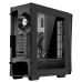 SilverStone RL06BR-W Redline ATX Black Mid-Tower Case with Window