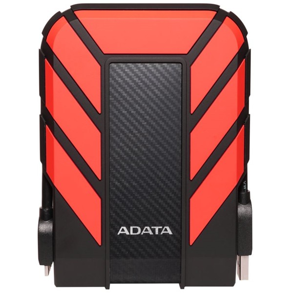 ADATA HD710 Pro Durable USB3.1 External HDD 1TB Red