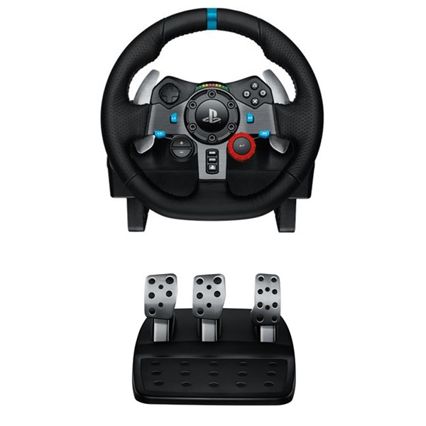 Logitech G29 Driving Force Racing Wheel for PS4 and PS3