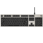 Logitech G413 Mechanical Backlit Gaming Keyboard - Romer-G Mechanical Key Switches, Silver