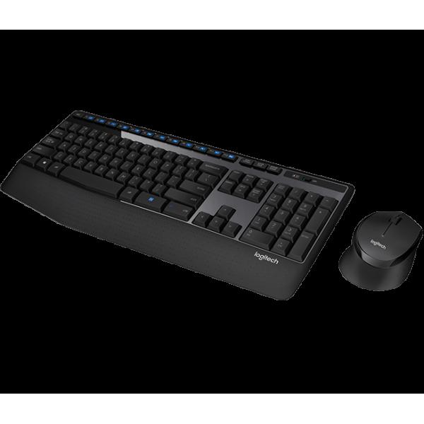 buy logitech mk345 wireless keyboard and mouse combo online at legend pc. Black Bedroom Furniture Sets. Home Design Ideas