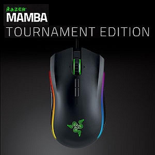 razer mamba tournament edition ergonomic