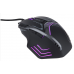 E-BLUE EMS656BK 6D Wired 3200DPI RGB Gaming Mouse