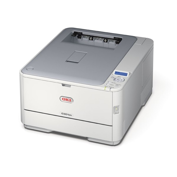 OKI C301DN A4 20ppm Network Colour Laser Printer