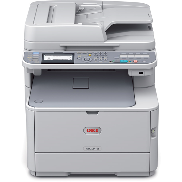 OKI MC342DNW A4 20ppm Network Colour Laser Multifunction Printer