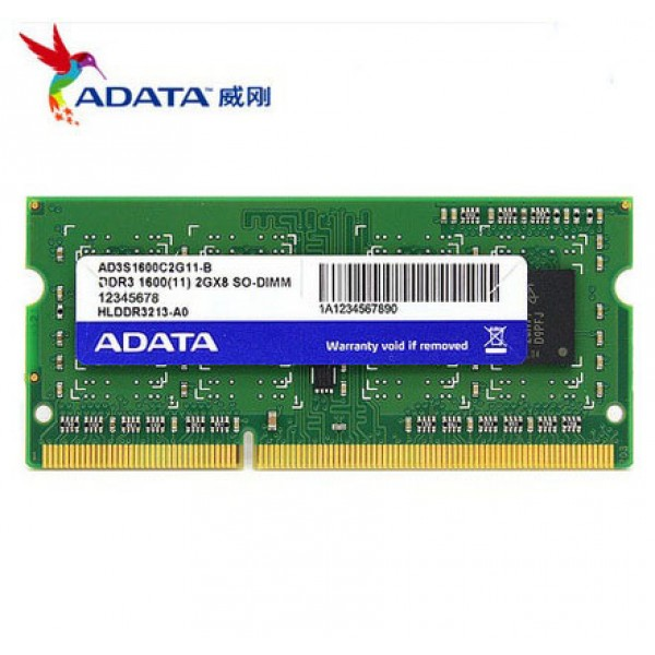 Buy Adata 8gb Ddr3 1600mhz Laptop Ram Online At Legend Pc