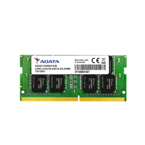 Adata 8GB DDR4-2400Mhz Laptop Ram