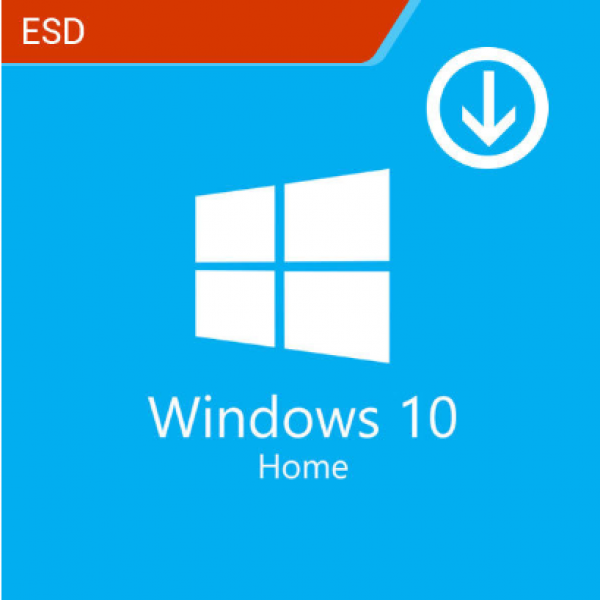 Microsoft Windows 10 Home (ESD)