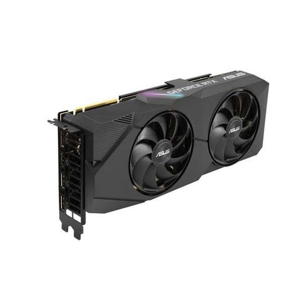 ASUS Dual RTX2080S-O8G-EVO 8GB GDDR6 Graphics Card