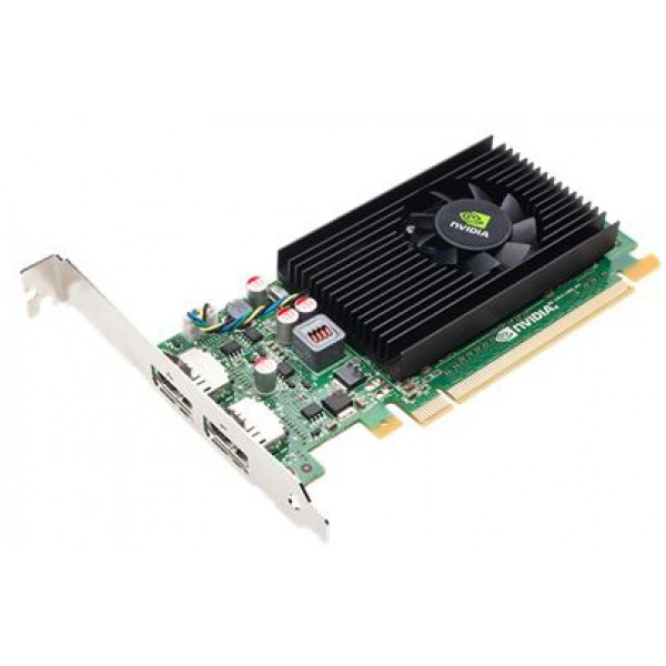PNY NVIDIA NVS 310 1GB DDR3 PCIE Low Profile Graphics Card